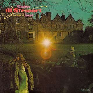Al Stewart - Modern Times album cover