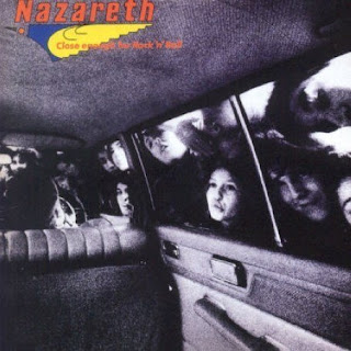 Nazareth - Close Enough for Rock 'n' Roll album cover