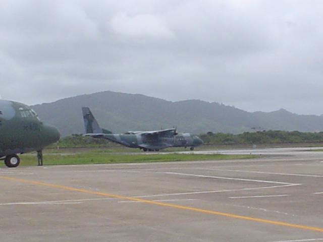 Aeroporto Em Sc : Navegantes airport enchente