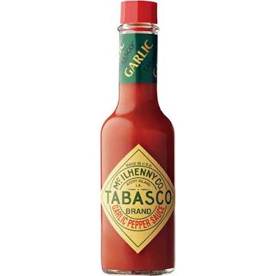 Good Hurts: Tabasco Garlic Pepper Sauce: 'Nuff Said