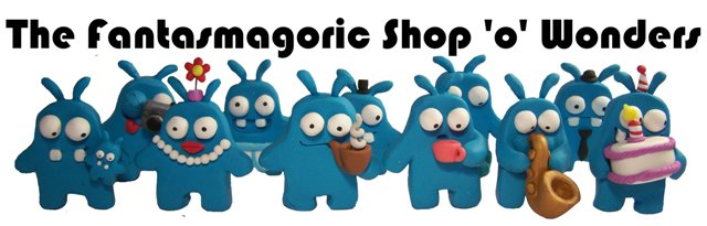 The Fantasmagoric Shop 'O' Wonders & Other Stories