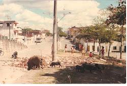 REGISTRO DA HISTÓRIA            O descaso e o abandono da administração de Garrafão de 1993 a 1996.