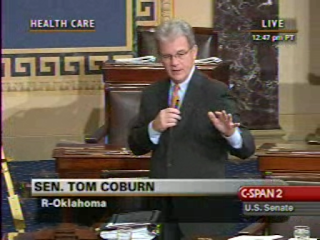 Coburn Douchebag