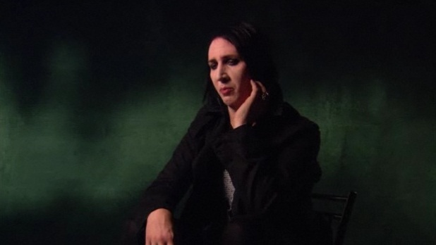 Bio channel celebrity ghost stories marilyn manson