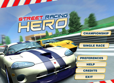 Auto Street Racing on Street Racing Hero   Gamingzong