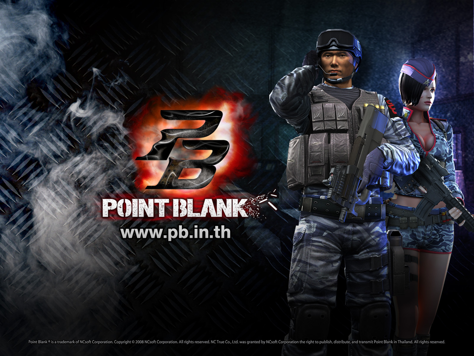 Fotos Do Point Blank