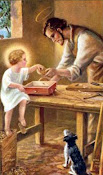 """""""Não tenhas medo"""", disse-lhe o anjo e ele confiou plenamente em tudo o que lhe foi revelado"""