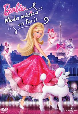 Barbie En La Nueva Pel  Cula Animada Moda M  Gica En Par  S