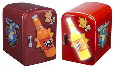 Холодильники Simpsons