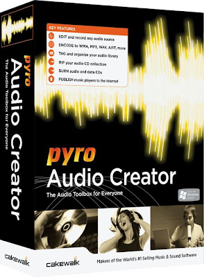 Cakewalk Pyro AudioCreator 1.5.0