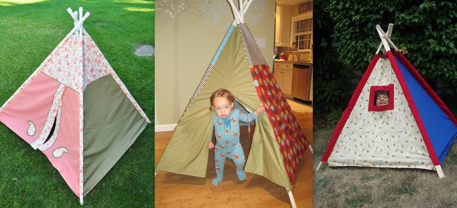 Палатка детей своими руками