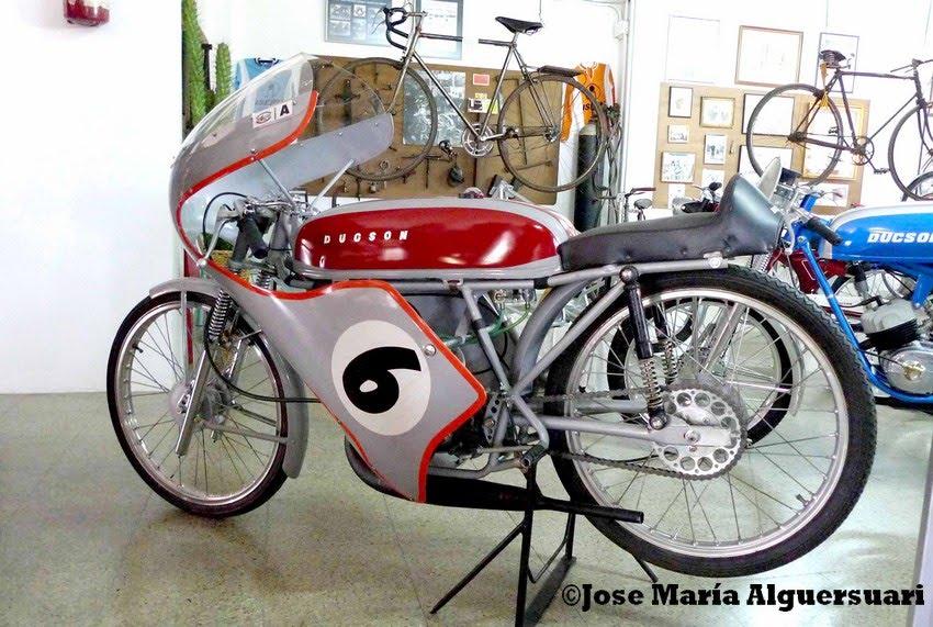 Amoticos de 50 cc GP Ducson+GP++8+MARCHAS