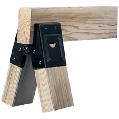 cohabit8ing how to make a trestle desk. Black Bedroom Furniture Sets. Home Design Ideas