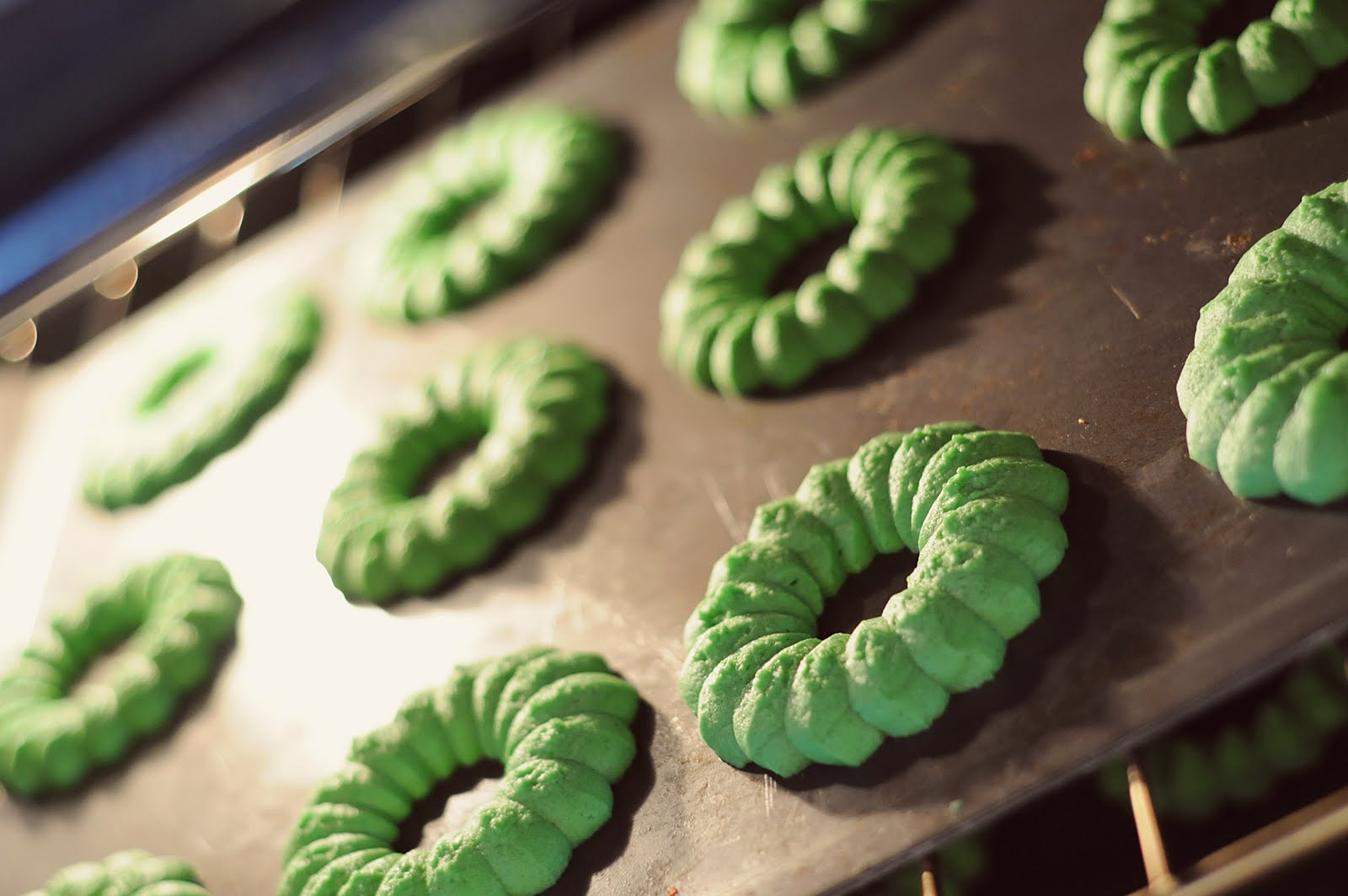 Meredith S Recipes Wreath Cookies