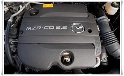2010 mazda cx7 diesel engine