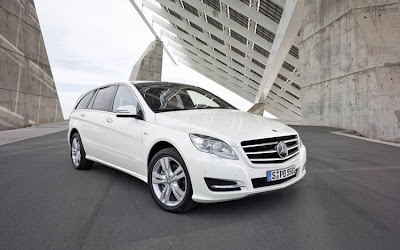 2011 mercedes benz r class picture
