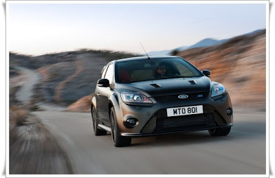 2011 ford focus rs500 first look