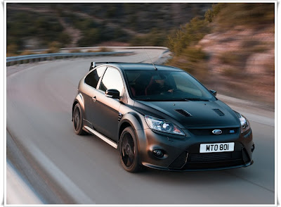 2011 ford focus rs500 picture