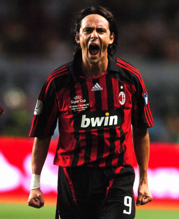 Filippo Inzaghi Best Soccer Player