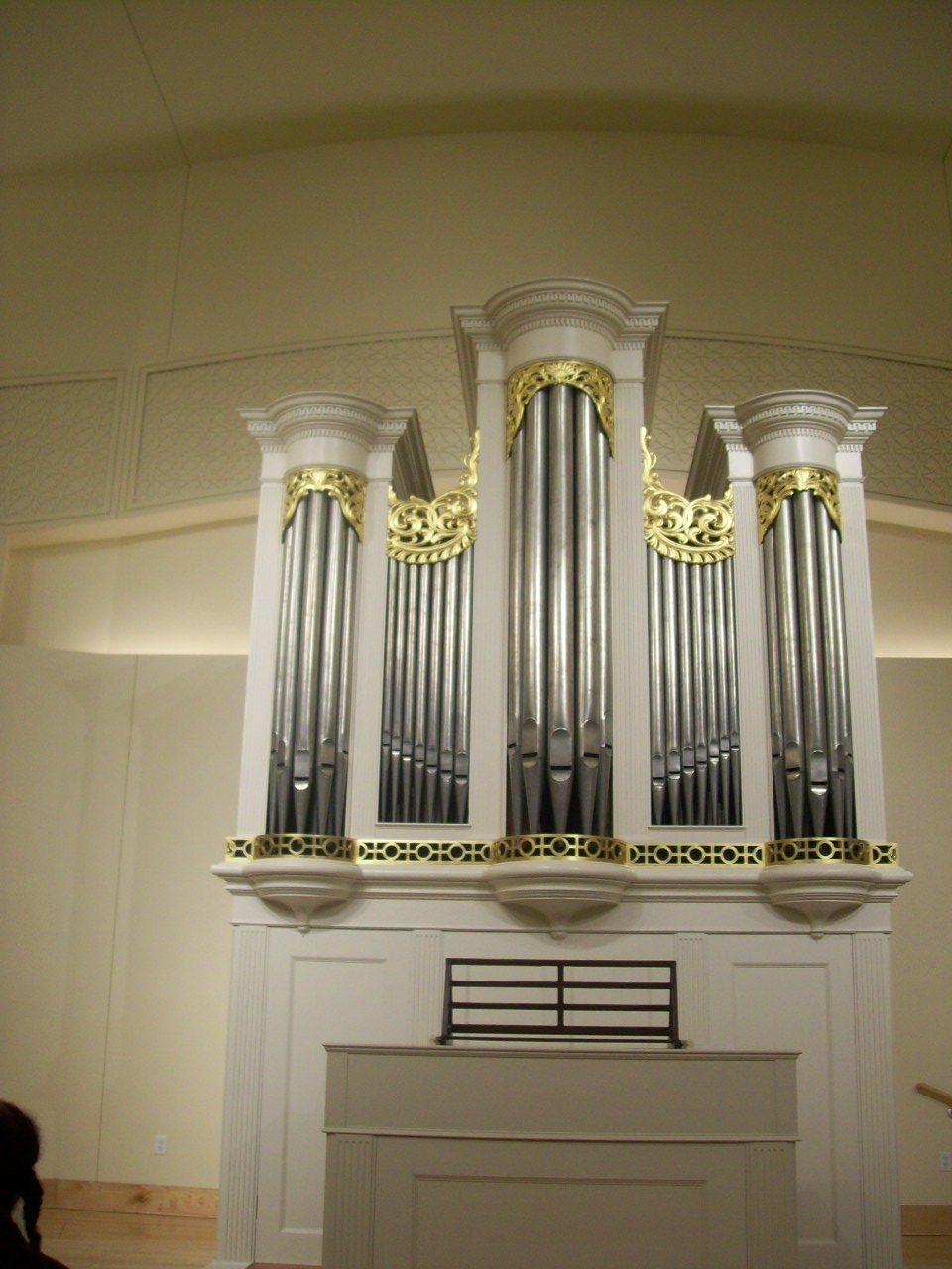 Downtown winston salem blog the bigger the pipes the for Classic house organ sound
