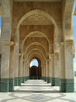 King Hassan II Mosque/مسجد الملك حسن الثاني