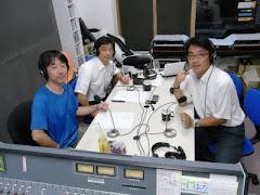 写真館(vol.1:ラジオ収録風景)