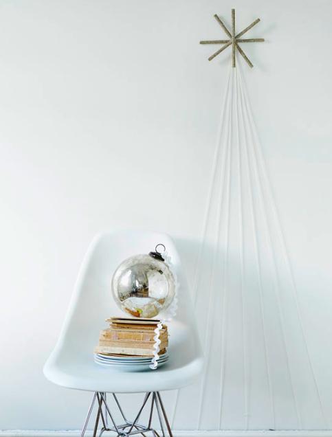 Decoración navideña de estilo nórdico/minimalista/moderna