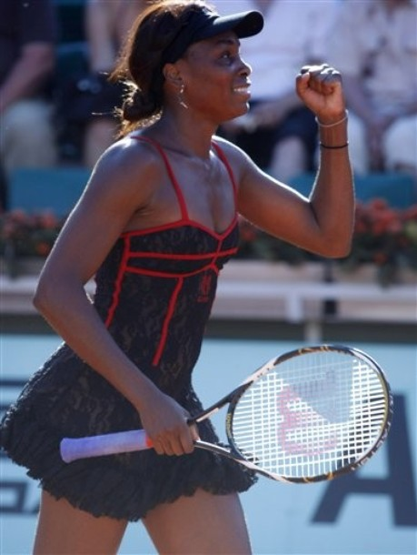 Venus Williams Wardrobe Controversy