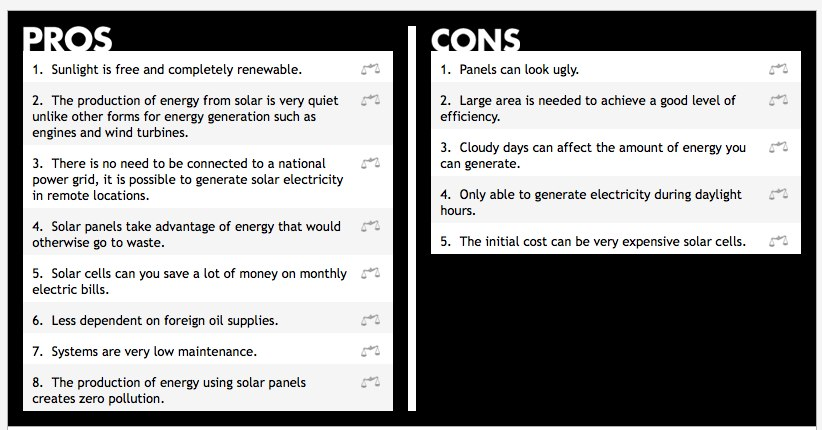 pros cons group work essay Here's an overview of the pros and cons of each  competitive classrooms vs cooperative classrooms: pros and cons  as well as the others' in the group activities can include children reading their work aloud to each other, critiquing and editing each other's writing projects, using flashcards to help each other study spelling words.
