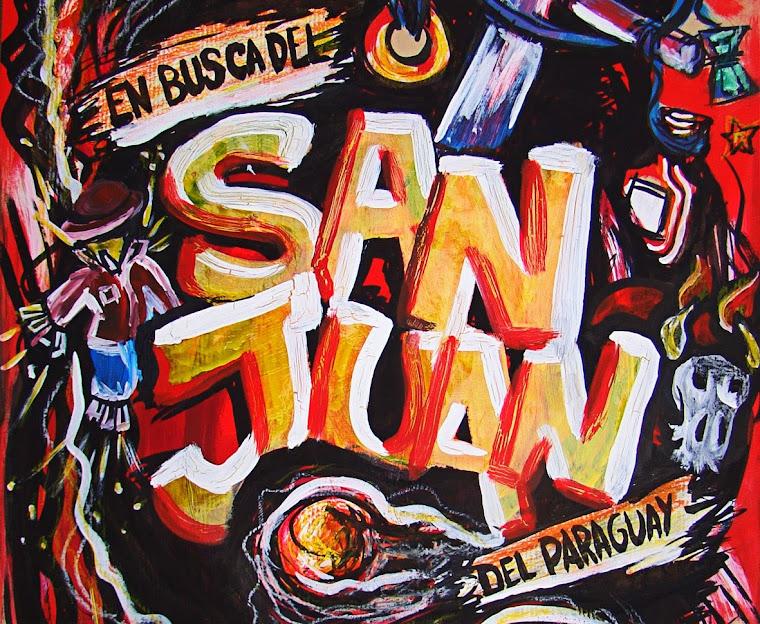 En busca del San Juan del Paraguay