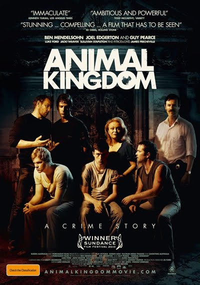 Animal kingdom [BRScreener][castellano][2010]