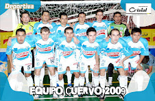EQUIPO PROFESIONAL CUERVO-CALDAS