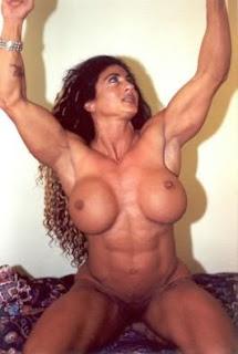 Chicas Musculosas Desnudas en Videos