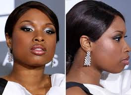 Maquiagem em Negras!!