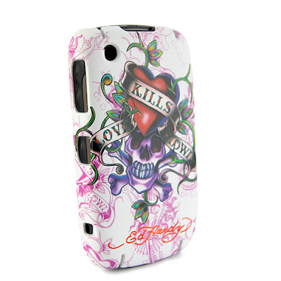 blackberry curve white 8530. Ed+hardy+lackberry+8520+