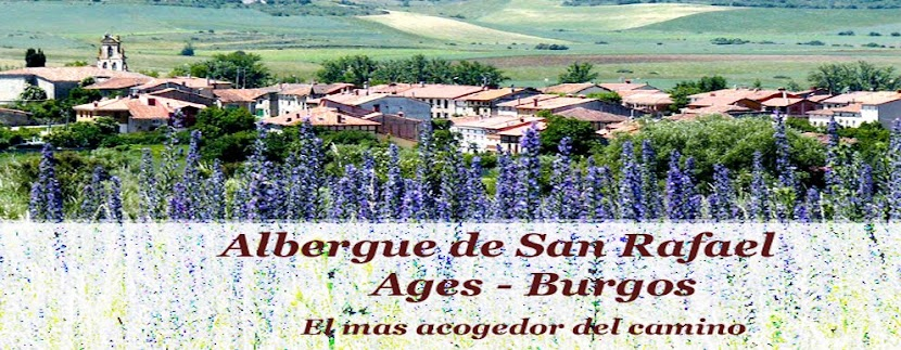 Albegue San Rafael Ages Burgos
