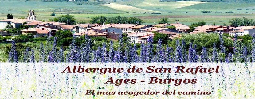 Albegue San Rafael Ages Burgos