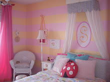 Little girls room full of sunny fun