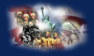 serving men and women of all branches of the military