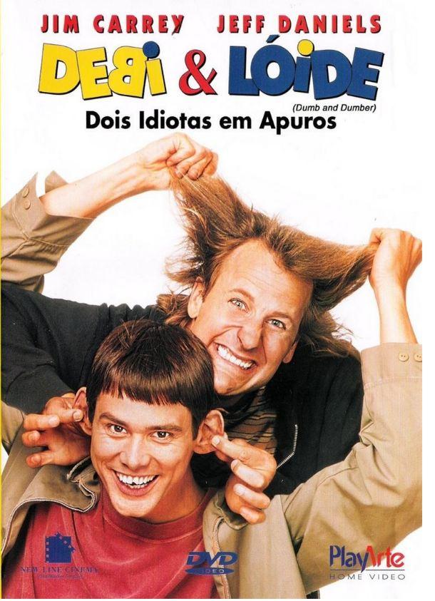 Filme Debi & Lóide – Dois Idiotas em Apuros