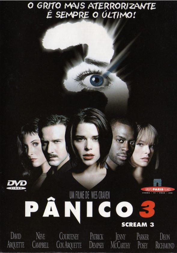 Pânico 3 – HD 720p