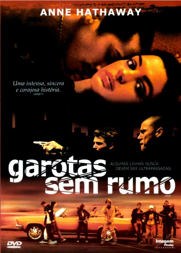 Filme Garotas sem Rumo DVDRip RMVB Dublado