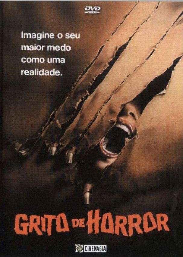 Filme Poster Grito de Horror DVDRip XviD & RMVB Dublado