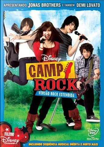 Camp Rock Dublado 2005