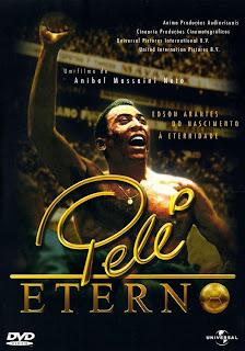 Filme Poster Pelé Eterno DVDRip XviD & RMVB Nacional