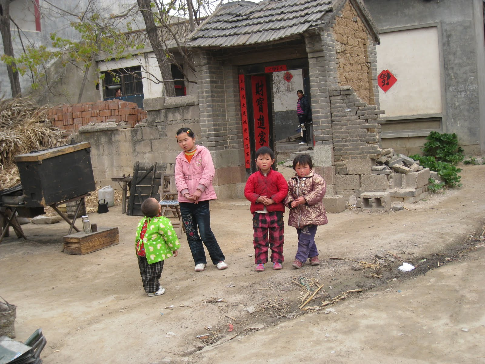 PEE ON ALLSITUATION IN CHINA Chinese-style potty training involves a convenient slit in the back of every  layer of clothes. Small babies sit on their granny's laps and pee in little  ...
