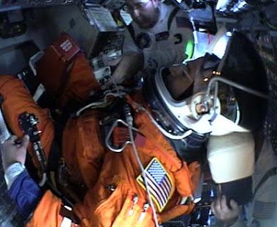Endeavour Launch