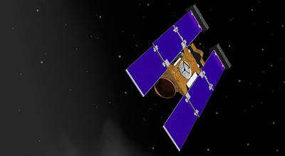 NASA's Stardust Burns for Comet