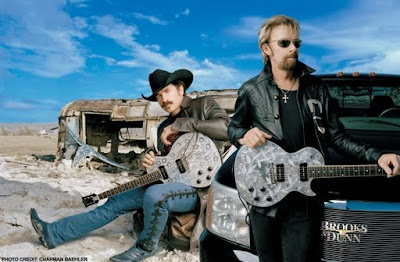 Brooks and Dunn – Top Vocal Duo