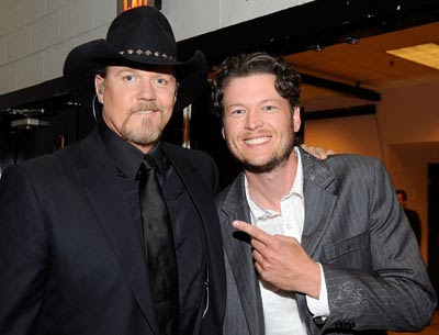 "Blake Shelton & Trace Adkins – Vocal Event of the Year, ""Hillbilly Bone"""